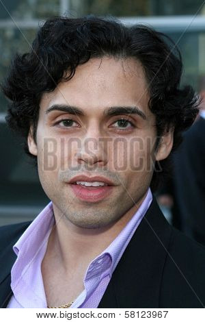 Danny Arroyo at the 22nd Annual Imagen Awards for Excellence in Latino Entertainment. Walt Disney Concert Hall, Los Angeles, CA. 07-28-07