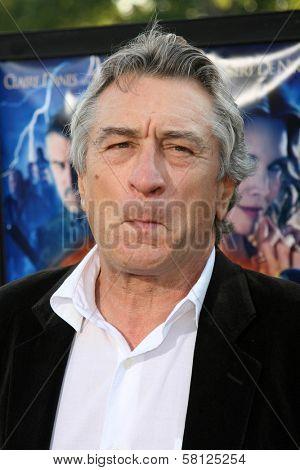 Robert De Niro at the Los Angeles Premiere of
