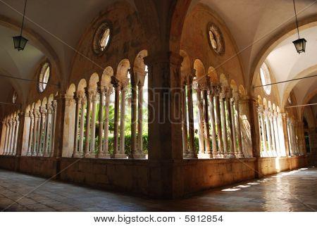 Franciscan Monastery; Dubrovnik, Croatia