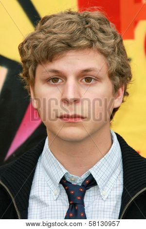 Michael Cera at the 2007 Teen Choice Awards. Gibson Amphitheater, Universal City, CA. 08-26-07