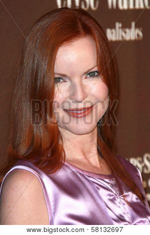 Marcia Cross at the 3rd Annual Pink Party benefiting Cedars-Sinai Women's Cancer Research Institute. Viceroy Hotel, Santa Monica, CA. 09-08-07