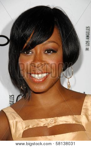 Tichina Arnold at Los Angeles Confidential Magazine's Annual Emmy Party.  One Sunset, West Hollywood, CA. 09-11-07