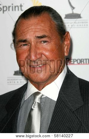 August Schellenberg at the 59th Annual Emmy Awards Nominee Reception. Pacific Design Center, Los Angeles, CA. 09-14-07