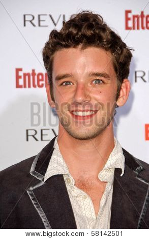 Michael Urie  at Entertainment Weekly's 5th Annual Pre-Emmy Party. Opera and Crimson, Hollywood, CA. 09-15-07