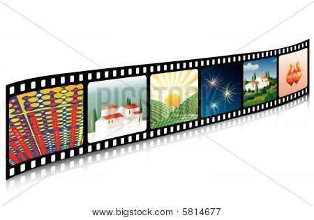 Film winkte