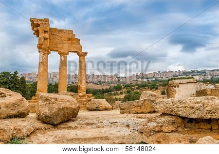Castor And Pollux - Agrigento