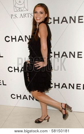 Carle Steele at the Chanel and P.S. Arts Party. Chanel Beverly Hills Boutique, Beverly Hills, CA. 09-20-07