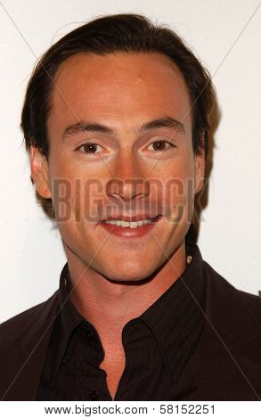 Chris Klein at the Chanel and P.S. Arts Party. Chanel Beverly Hills Boutique, Beverly Hills, CA. 09-20-07