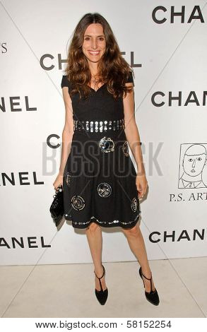 Elizabeth Stewart at the Chanel and P.S. Arts Party. Chanel Beverly Hills Boutique, Beverly Hills, CA. 09-20-07