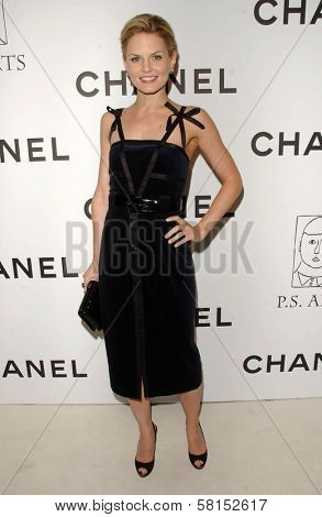 Jennifer Morrison at the Chanel and P.S. Arts Party. Chanel Beverly Hills Boutique, Beverly Hills, CA. 09-20-07