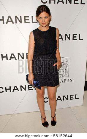 Ginnifer Goodwin at the Chanel and P.S. Arts Party. Chanel Beverly Hills Boutique, Beverly Hills, CA. 09-20-07