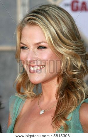 Ali Larter at the world premiere of