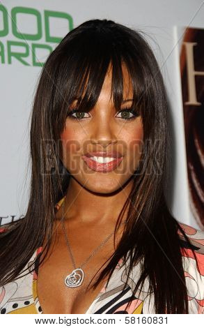 K.D. Aubert at Hollywood Life Magazine's 9th Annual Young Hollywood Awards. Music Box, Hollywood, CA. 04-22-07