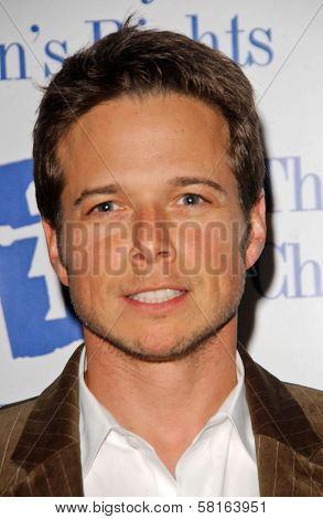 Scott Wolf at the