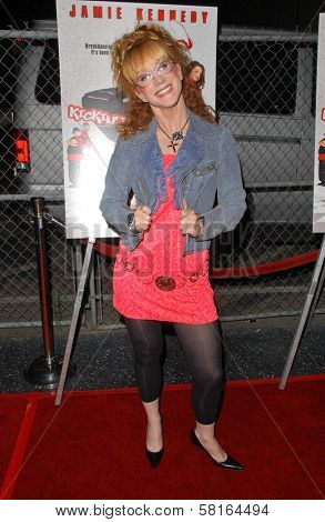 Kathy Griffin at the Los Angeles Party for