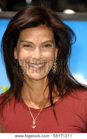 Teri Hatcher  at the Los Angeles Premiere of