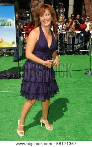 Cheri Oteri  at the Los Angeles Premiere of