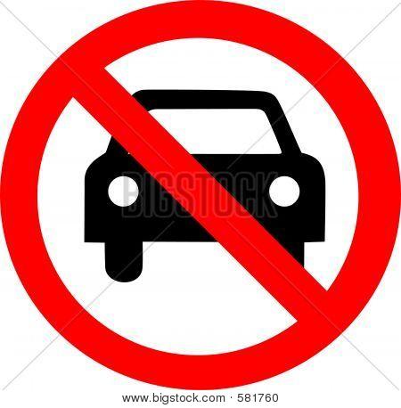 No parking symbol stock photo stock images bigstock - Interdiction de stationner ...