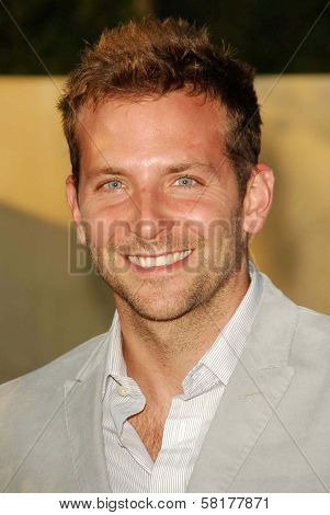 Bradley Cooper at The Sixth Annual Chrysalis Butterfly Ball. The Home of Susan Harris and Hayward Kaiser, Mandeville Canyon, CA. 06-02-07