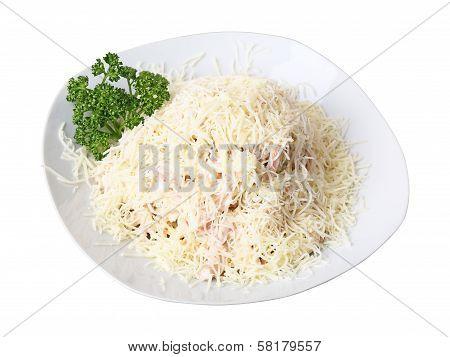 Salad Confetti