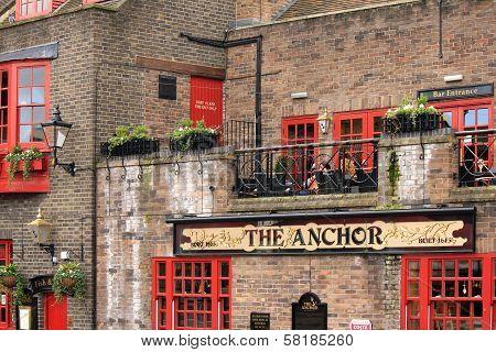 Anchor Bankside In London