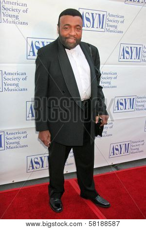 Andrae Crouch at the 15th Annual American Society of Young Musicians Spring Benefit Concert and Awards. Scientology Center, Hollywood, CA. 06-07-07