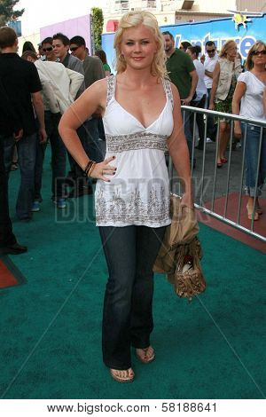 Alison Sweeney at the world premiere of