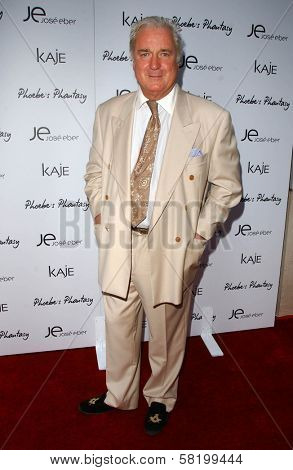 Clement von Franckenstein at the launch of Phoebe's Phantasy by Lotion Glow. Kaje Boutique, Beverly Hills, CA. 06-16-07