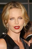 Charlize Theron Charlize Theron and Stuart Townsend at the Los Angeles premiere of