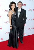 Julie Chen and Les Moonves at the 35th Annual AFI Life Achievement Award celebration honoring Al Pac