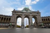 stock photo of charioteer  - The Triumphal Arch  - JPG