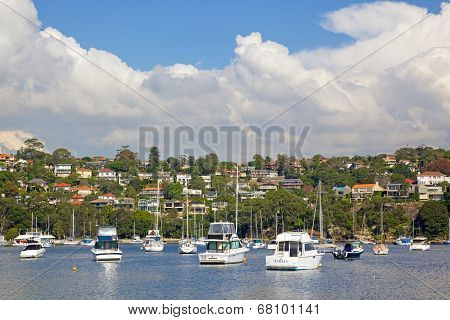 Middle Harbour, Sydney
