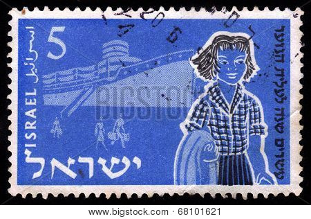Twentieth Anniversary Of Youth Aliyah In Israel