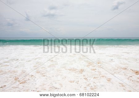 Background Of Seascape