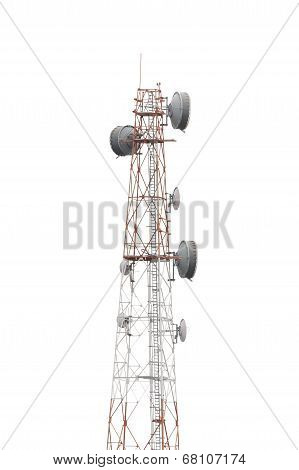 Cellphone Telecommunication Tower