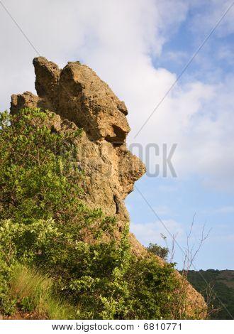 Crimea, Rock As A Head