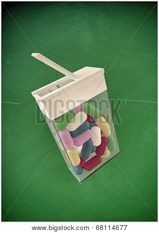 Mints Container