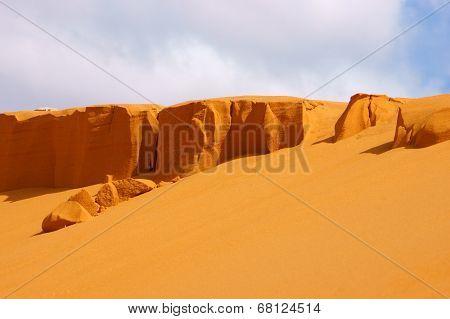 Orange Sand Hill