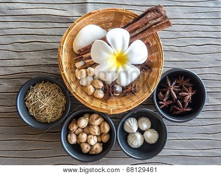 Thai Herbal for Massage