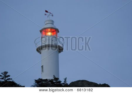 Lobster Cove Lighthouse, Newfoundland