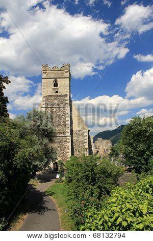 Wehrkirche St. Michael an der Donau