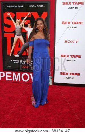 LOS ANGELES - JUL 10:  Penny Johnson Jerald at the