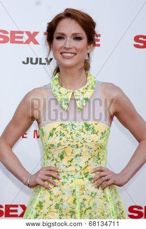LOS ANGELES - JUL 10:  Ellie Kemper at the