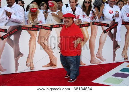 LOS ANGELES - JUL 10:  Chuy Bravo at the