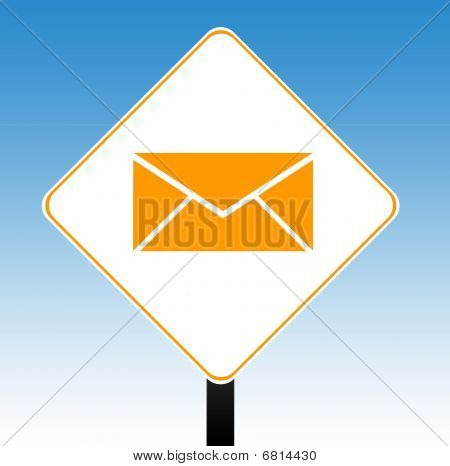 Contact Email Sign