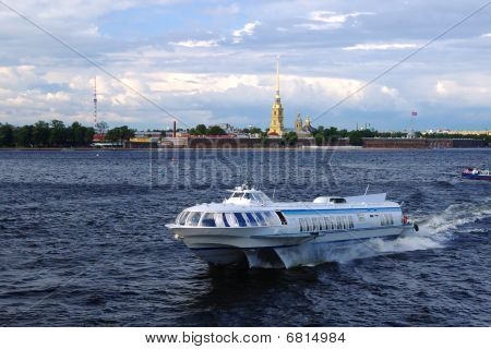 Saint Petersburg Ship