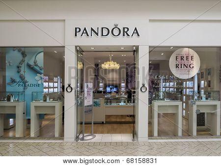 Pandora Store