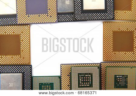Microprocessors As Frame