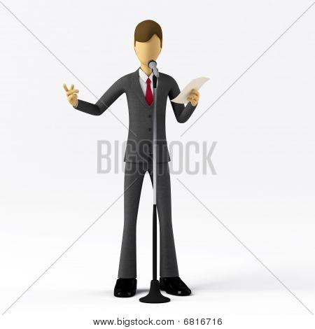 Business Speech