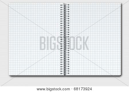 Open Notebook In Box